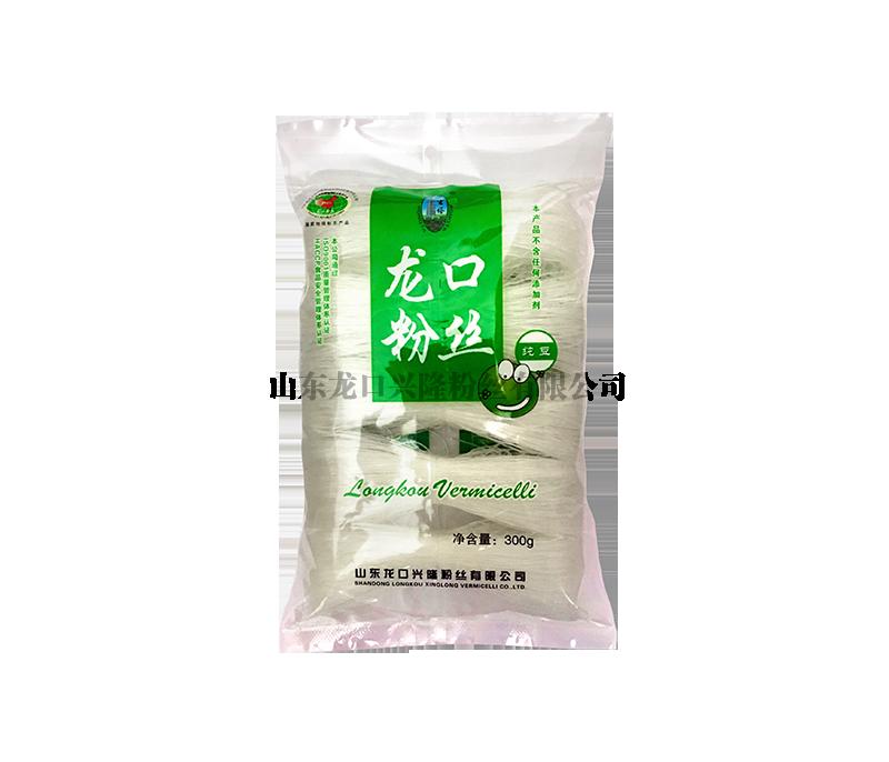 纯豆粉丝加工