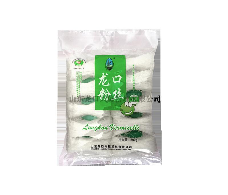 纯豆粉丝500克