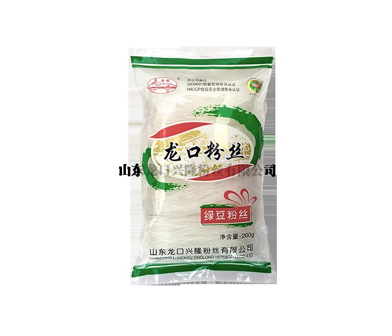 龙口绿豆粉丝